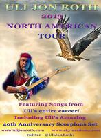 Uli Jon Roth - North American Tour