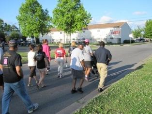 Denby Park Community Walk