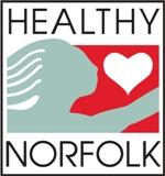 Healthy Norfolk logo