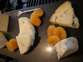 Napa / Sonoma Cheese Plate