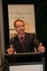 Gerry McCusker to speak at IABC Canberra