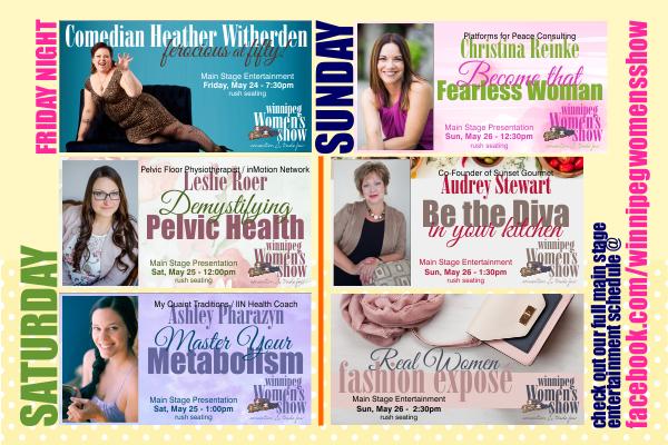 Winnipeg Women's Show