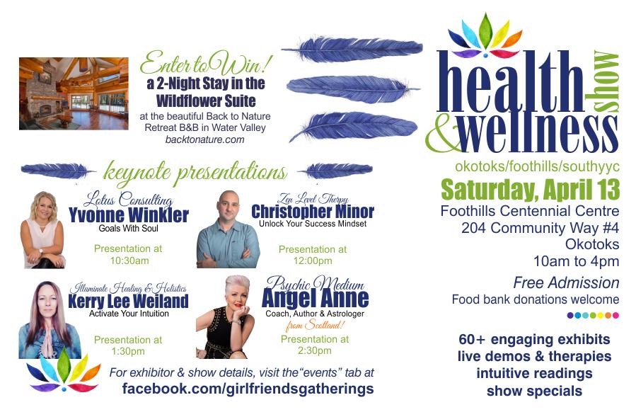 Foothills Health & Wellness Show