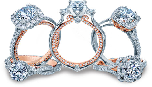 Verragio Engagement Rings and Wedding Bands