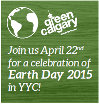 Join us for Earth Day