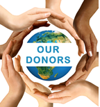 Our Donors Logo