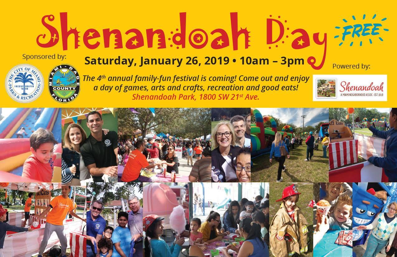 Shenandoah Day