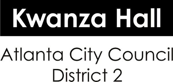Kwanza Hall City Councilman