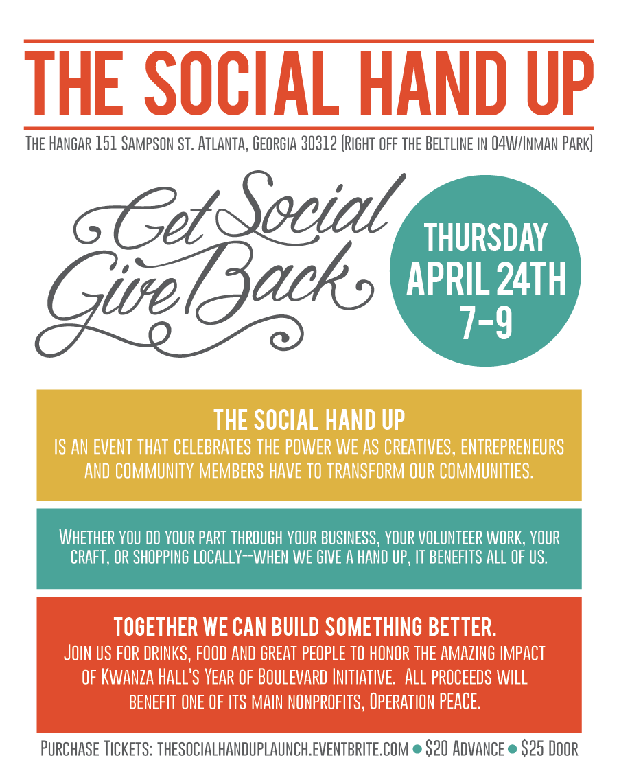 the social hand up