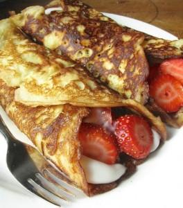 Pamela's Pancakes