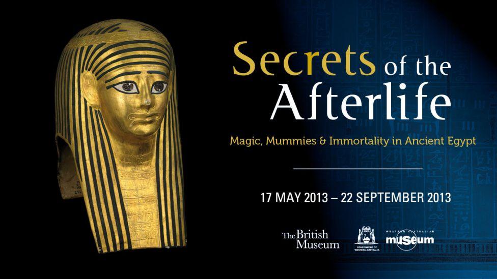 Secrets of the Afterlife Banner