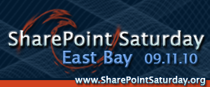 SharePoint Saturday East Bay