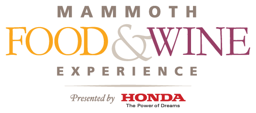 Mammoth Food and Wine Experience Logo