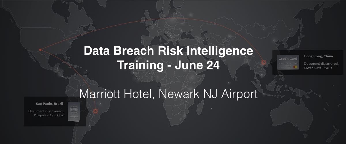 Data Breach Risk Intel Training