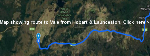 Directions to Vale Map