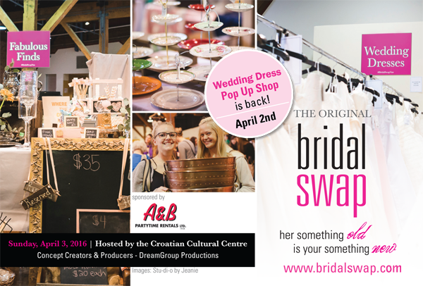 The Original Bridal Swap Vancouver