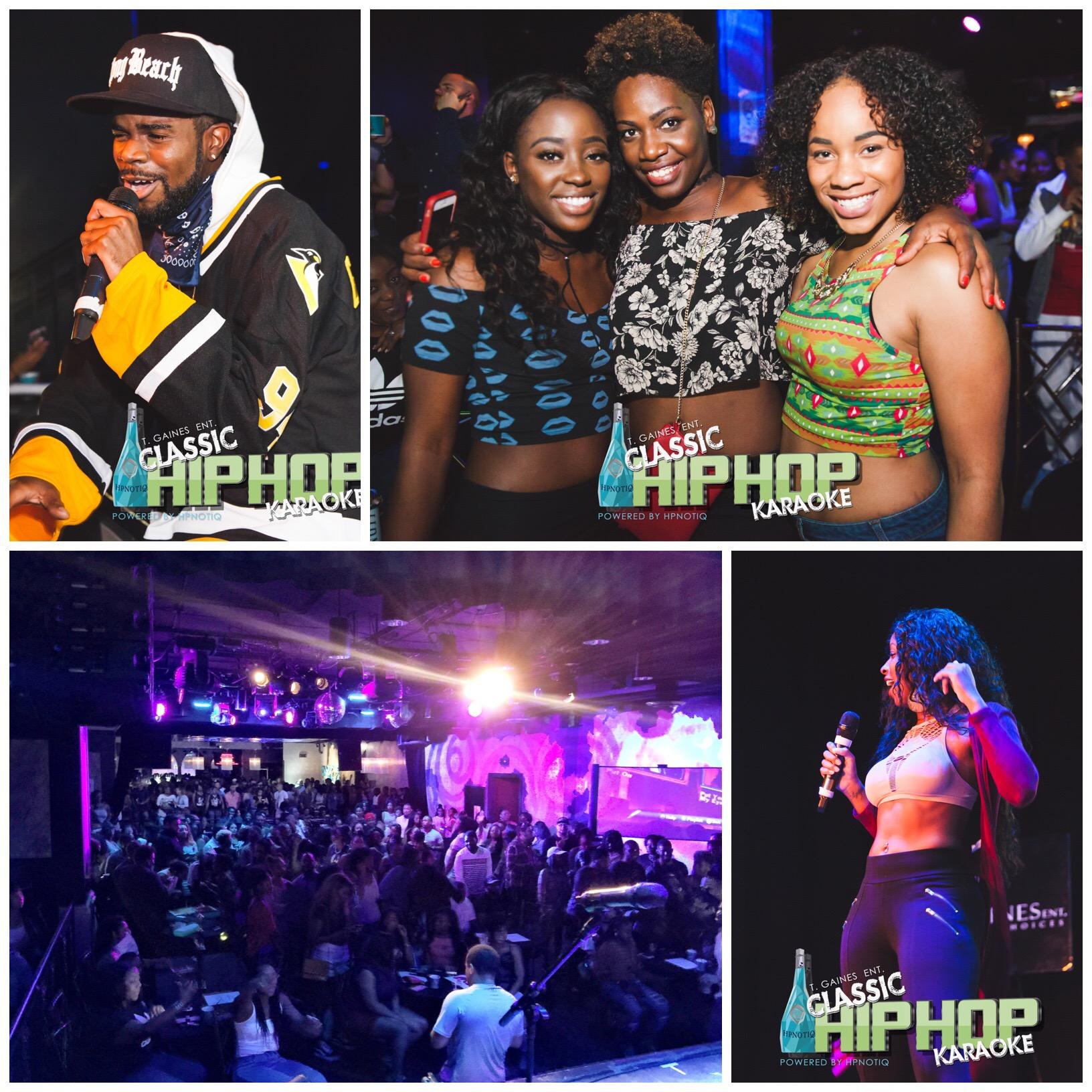 Classic Hip Hop Karaoke Championship Series PART2 JULY 29th