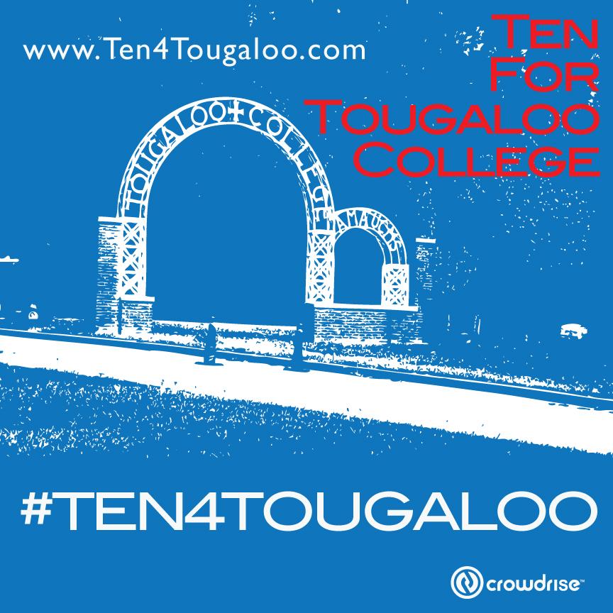 TEN FOR TOUGALOO 4X4