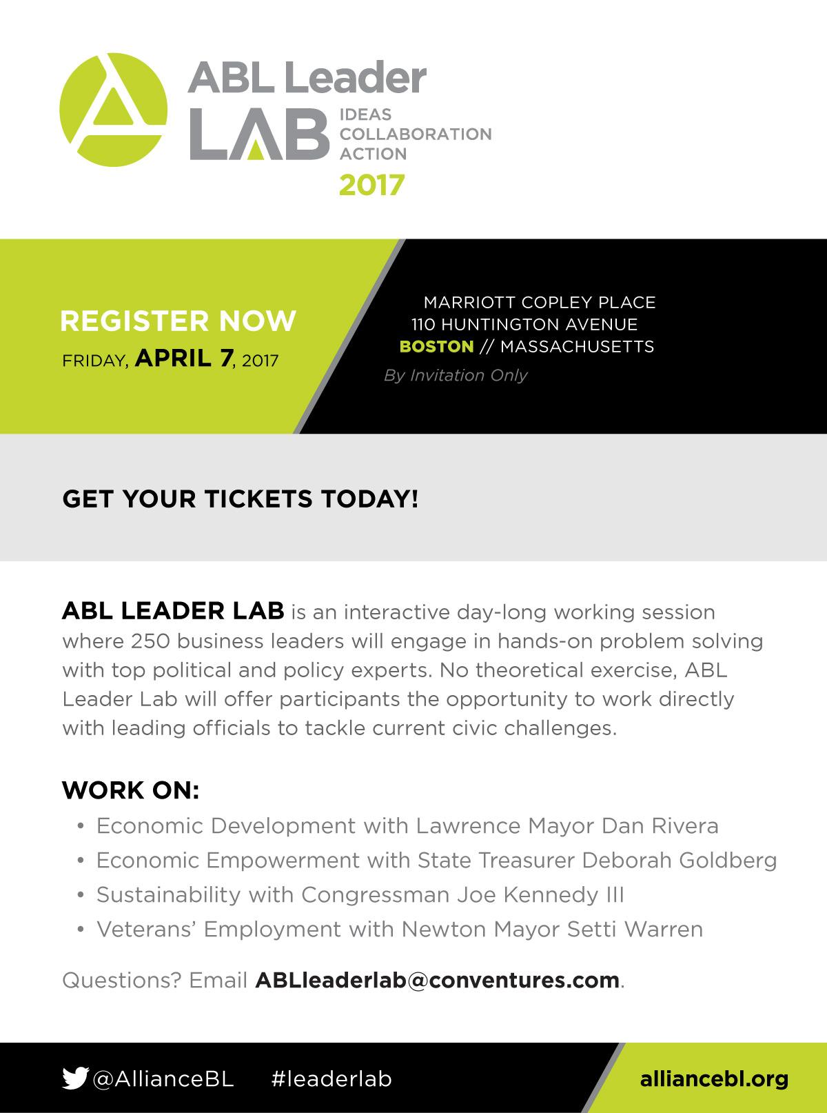 ABL Leader Lab 2017