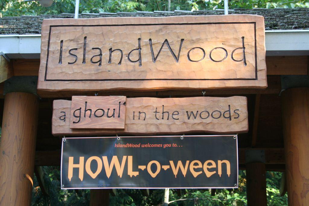 Howl-o-Ween at IslandWood