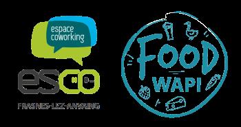 logo Esco frasnes Digital walloni - Foodwapi