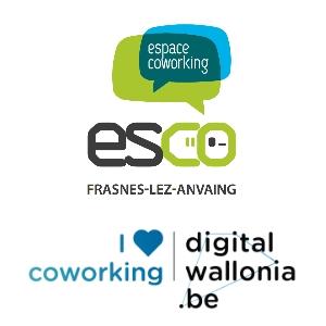 ESCO-I♥COWORKING - DIGITAL WALLONIA