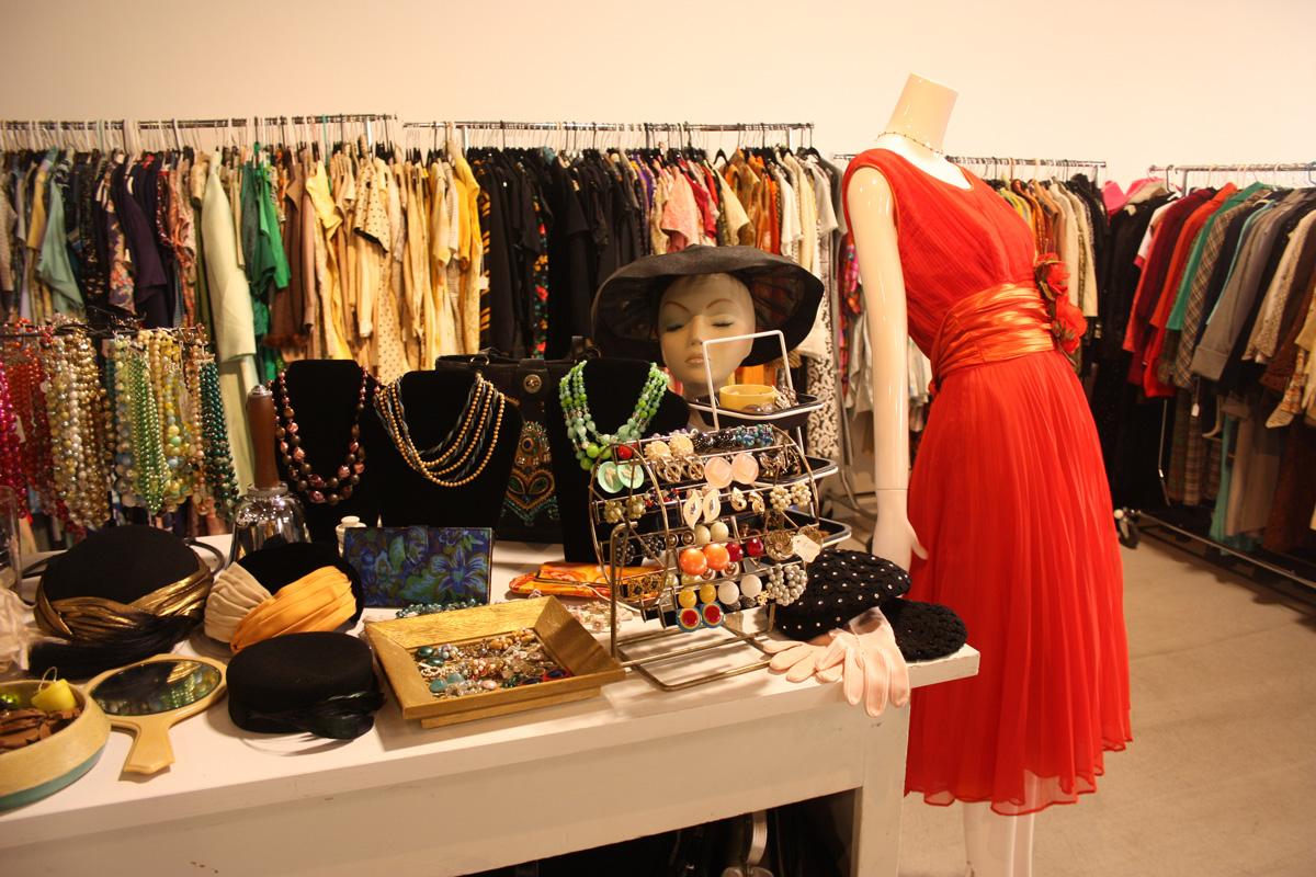 Vintage Boutique Clothing