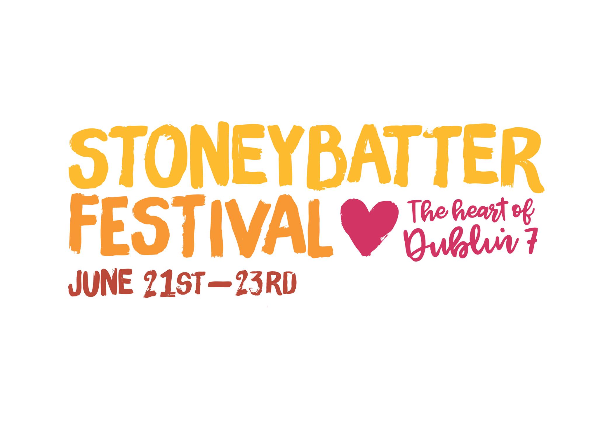 Stoneybatter Festival Flyer