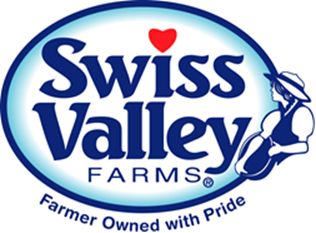 Thank you to sponsor Swiss Valley Farms