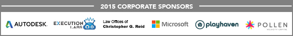 2015 Corporate Sponsors