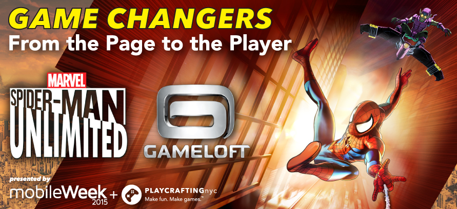MobileWeek: From the Page to the Player with Gameloft