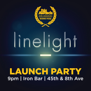 Linelight Launch Party