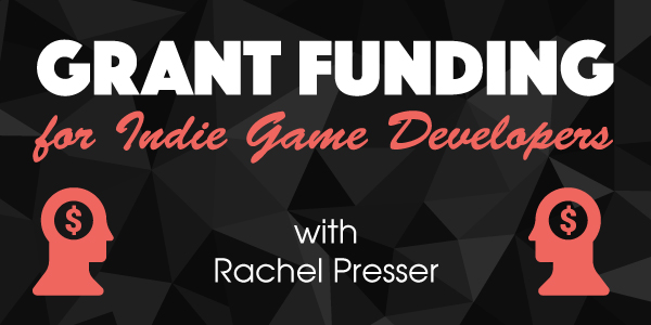 Grant Funding For Indie Game Developers