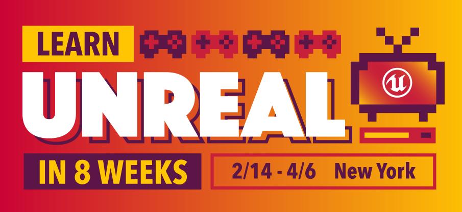 Learn Unreal in 8 Weeks