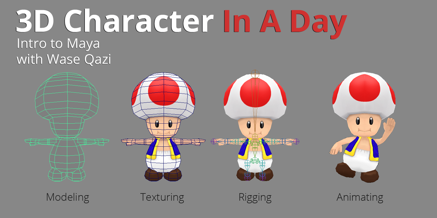 Character Design Maya Tutorial : Related keywords suggestions for maya basics