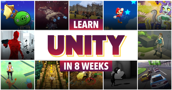 Learn Unity in 8 Weeks