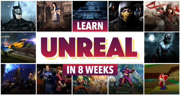 Learn Unreal in 8 Weeks