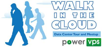 Walk in the Cloud - Data Center Tour and Meetup