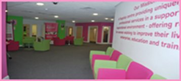 Picture of the Womens Business Centre in East Ham