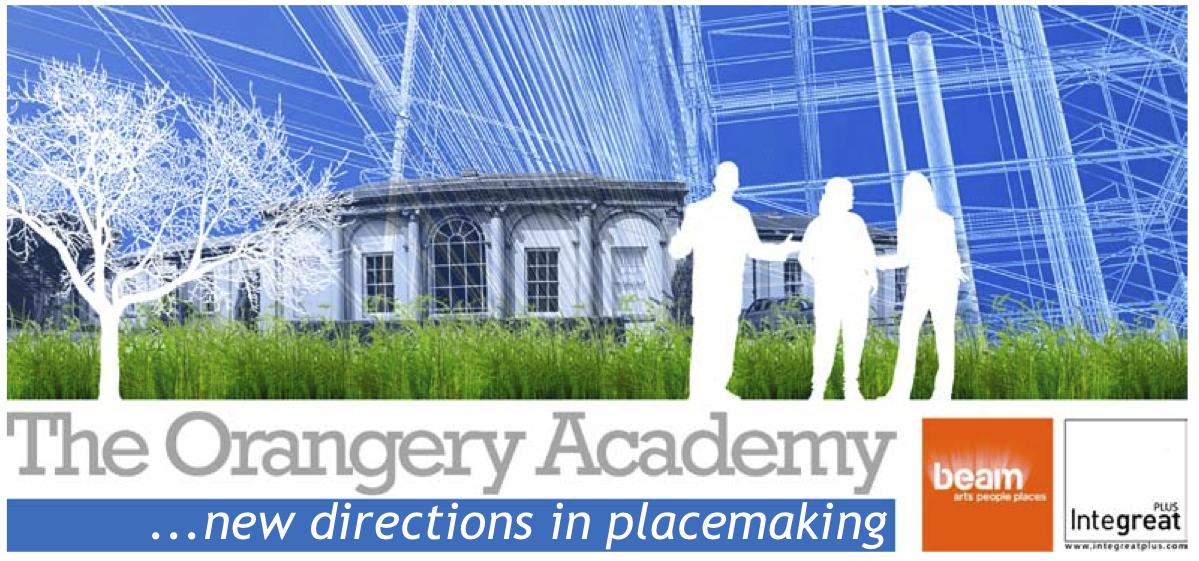 The Orangery Academy Header