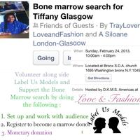 Bone Marrow Search and volunteering