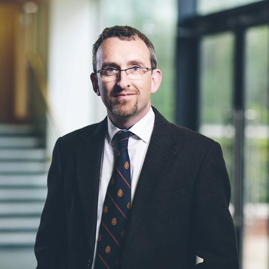 Professor John Turner