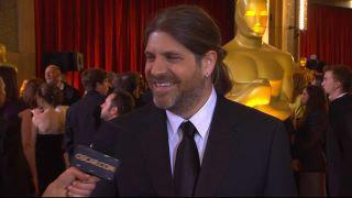 After The Oscars: Midnight in Paris Artist Stephane Wrembel...
