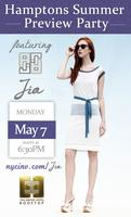 Hampton's Summer Preview Party featuring Jia Collection