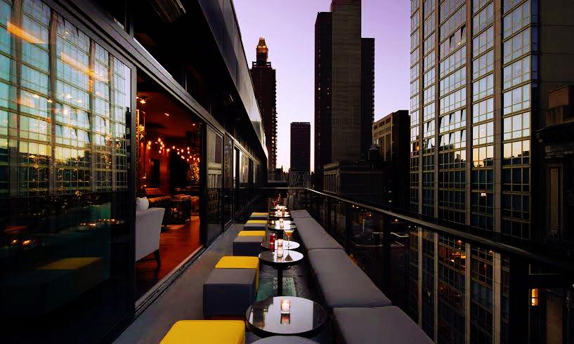 Gansevoort Park Avenue Penthouse