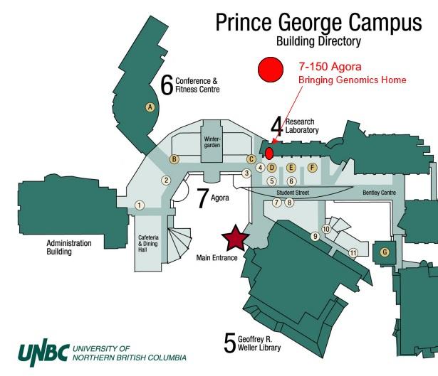Prince George Campus