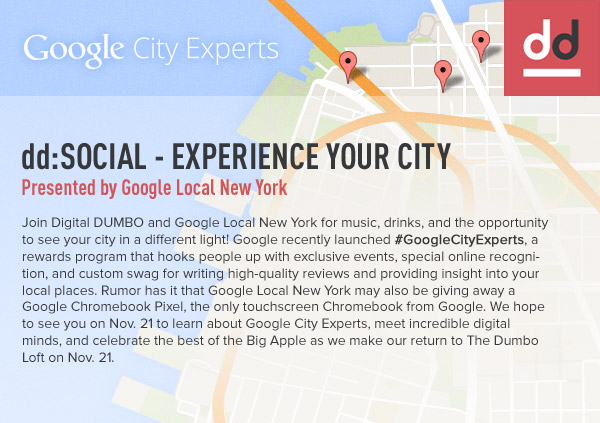 dd:SOCIAL Google Local New York