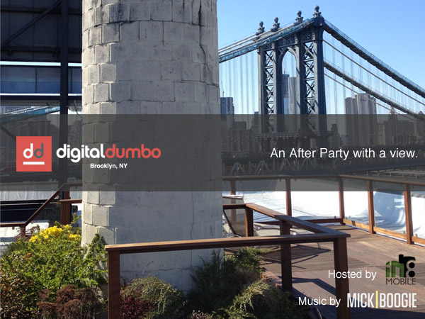 Digital DUMBO Roof Deck
