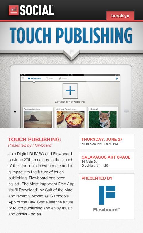 Flowboard Invite