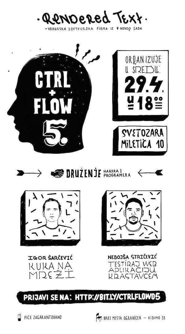 CTRL+FLOW 5